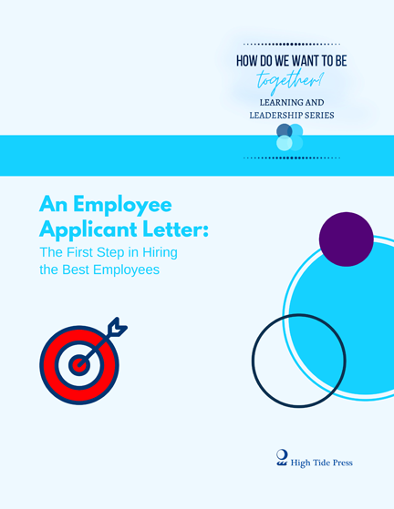 Employee Applicant Letter