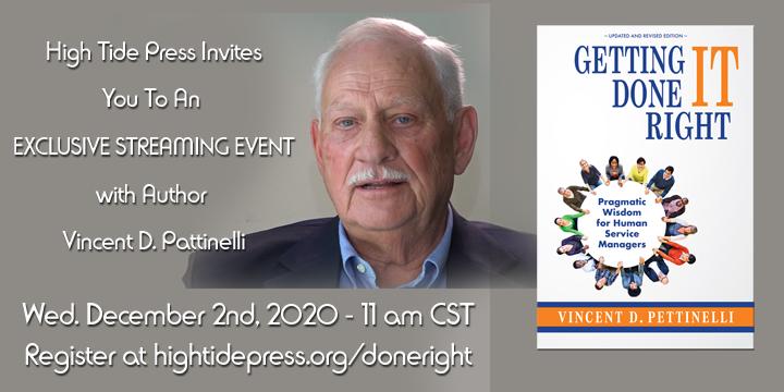 Vincent Pettinelli Invitation