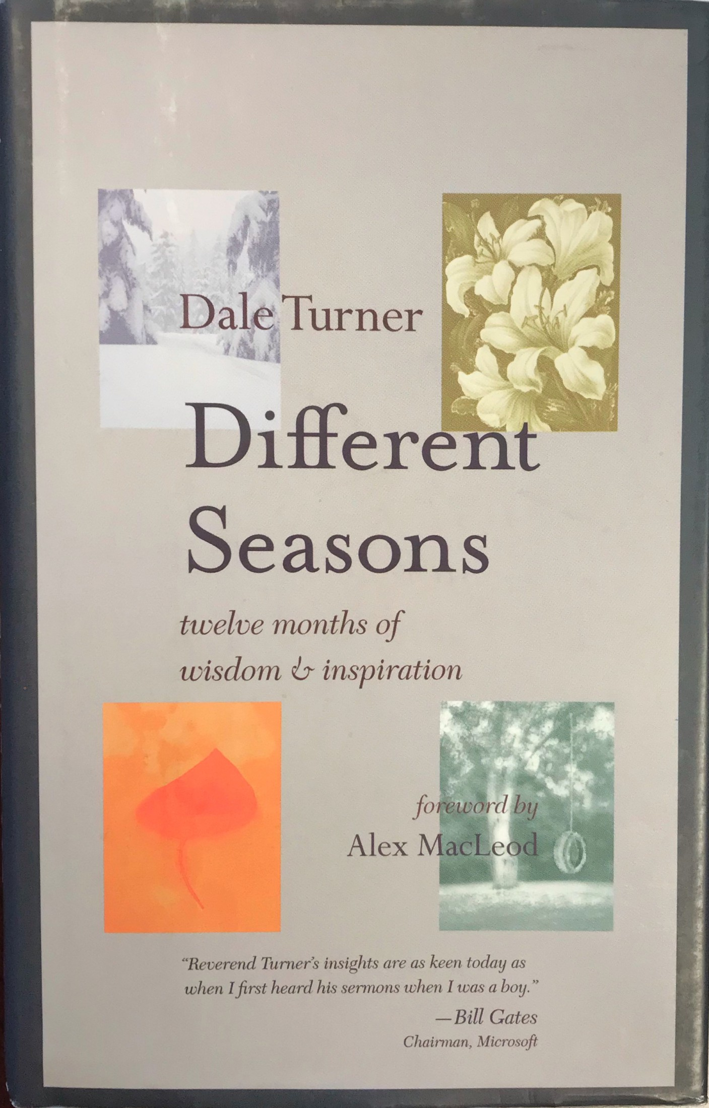 Different Seasons Dale Turner