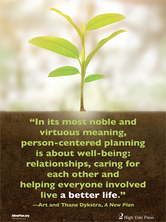 Person Centered IS Poster